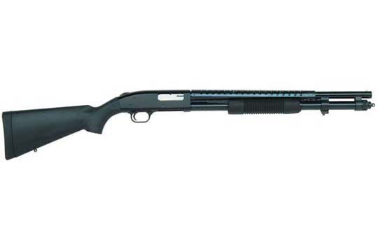 Mossberg 590 Special Purpose  Blued Receiver