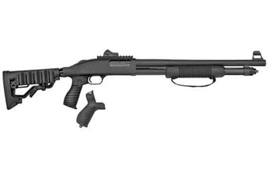 Mossberg 590 SPX  Matte Blued Receiver
