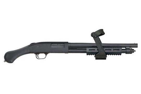 Mossberg 590 Shockwave Shock 'n' Saw  Matte Blued Receiver