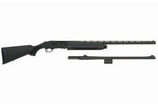Mossberg 930 Combo Deer/Waterfowl  Matte Blued Receiver