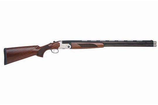 Mossberg Silver Reserve II Sport  Silver Engraved Receiver
