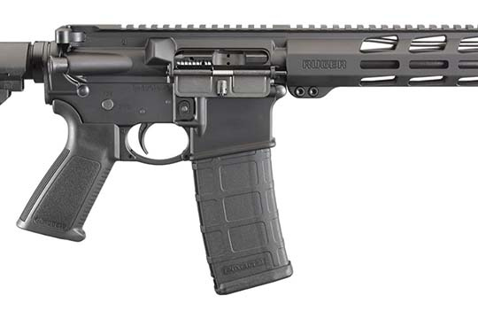 Ruger AR-556 Pistol  5.56mm NATO Black Anodized Receiver