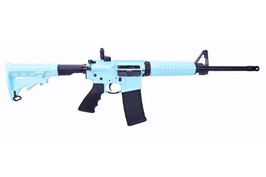 Ruger AR-556 Standard .223 Rem. Turquoise Cerakote Receiver