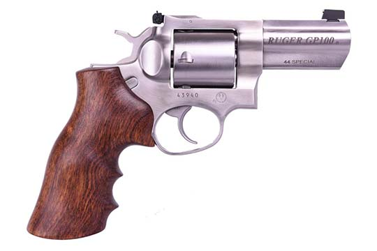 Ruger GP100 Standard .44 Special Satin Stainless Frame