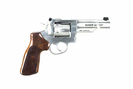 Ruger GP100 Match Champion .357 Mag. Satin Stainless Frame