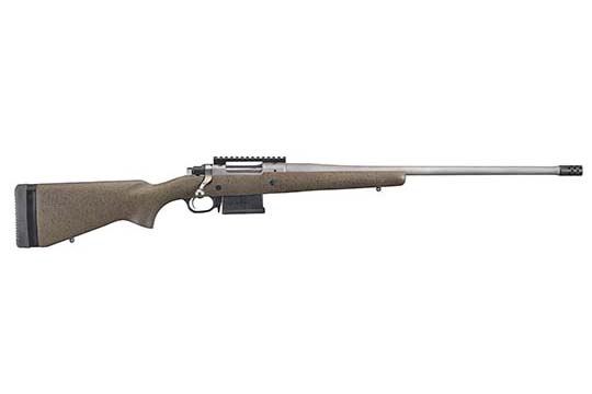 Ruger Hawkeye Long-Range Hunter 6.5 Creedmoor Hawkeye Matte Stainless Receiver