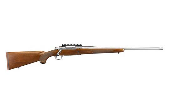 Ruger Hawkeye Hunter .204 Ruger Satin Stainless Receiver