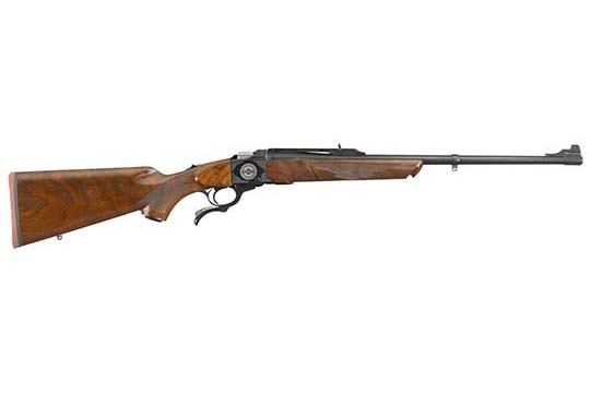 Ruger No. 1 50th Anniversary .308 Win. Satin Blued Receiver