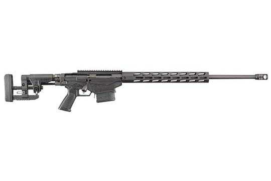 Ruger Precision Rifle 6mm Creedmoor Black Anodized Receiver