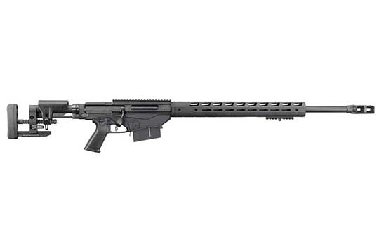 Ruger Precision Rifle .338 Lapua Black Anodized Receiver