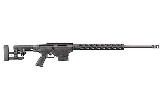 Ruger Precision Rifle .308 Win. Black Anodized Receiver