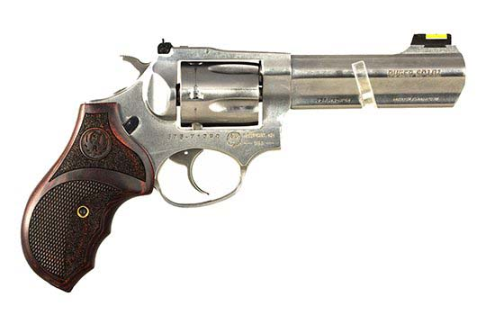 Ruger SP101 Match Champion .357 Mag. Gloss Stainless Frame