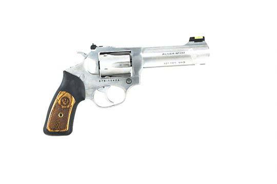 Ruger SP101 Standard .327 Federal Magnum Satin Stainless Frame