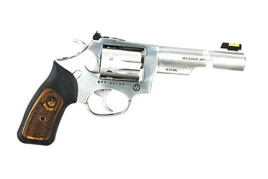 Ruger SP101 Standard .22 LR Satin Stainless Frame