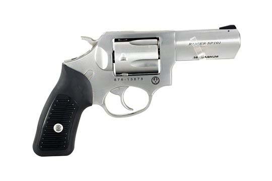 Ruger SP101 Standard .357 Mag. Satin Stainless Frame