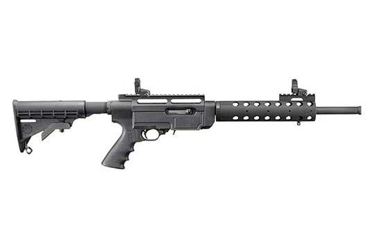 Ruger SR-22 RSC .22 LR Matte Black Semi Auto Rifle UPC 736676012367