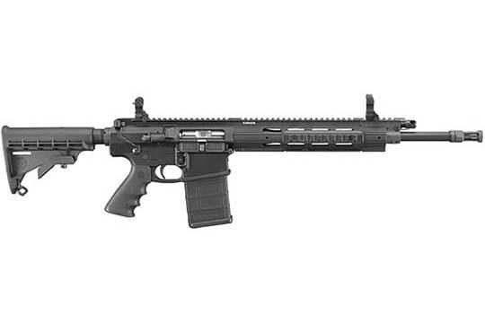 Ruger SR-762 Standard .308 Win. Matte Black Semi Auto Rifle UPC 736676056019