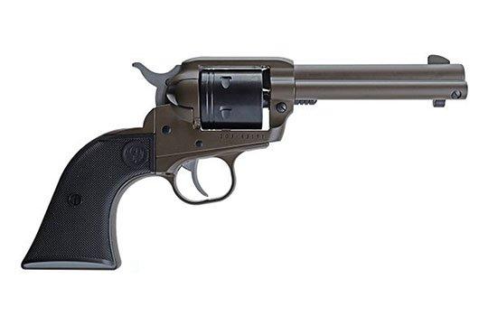 Ruger Wrangler Davidsons Exclusive .22 LR Plum Brown Cerakote  UPC 736676020218