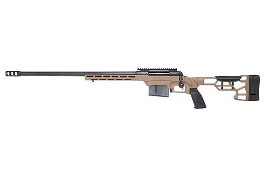 Savage 110 Precision  .300 PRC Matte Black Receiver
