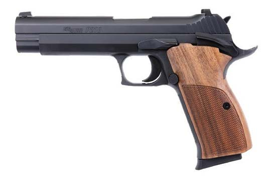 Sig Sauer P210 Standard 9mm Luger Nitron Frame