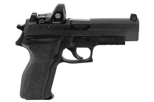 Sig Sauer P226 Nitron RX 9mm Luger Nitron Frame