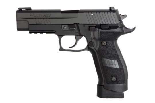 Sig Sauer P226 TacOps 9mm Luger Nitron Frame