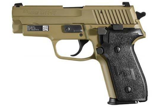 Sig Sauer P228 M11 9mm Luger Flat Dark Earth PVD Frame