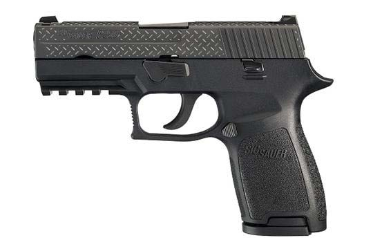 Sig Sauer P250 Compact 9mm Luger Nitron Frame