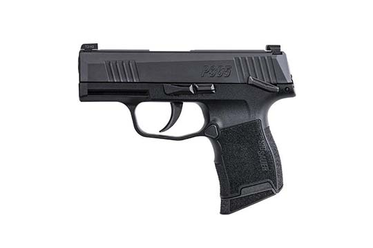 Sig Sauer P365 Micro Compact 9mm Luger Nitron Frame