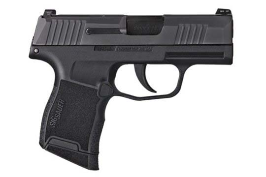 Sig Sauer P365 Nitron Micro Compact 9mm Luger Nitron Frame