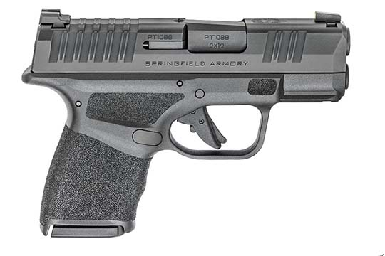 Springfield Armory Hellcat Standard 9mm Luger Black Frame