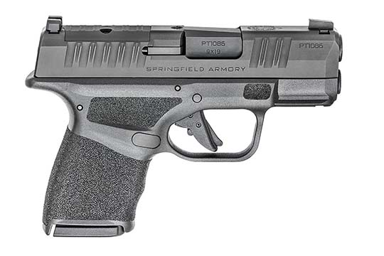 Springfield Armory Hellcat OSP 9mm Luger Black Frame