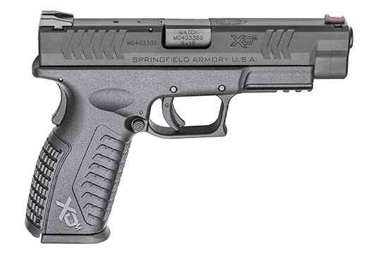 Springfield Armory XD-M Gear Up 9mm Luger Black Frame