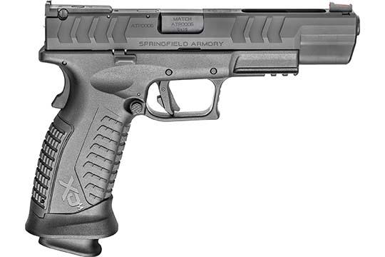 Springfield Armory XD-M Elite 9mm Luger Black Frame