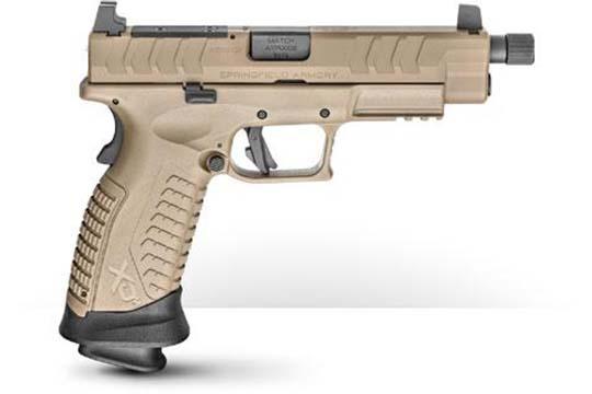 Springfield Armory XD-M Elite 9mm Luger Flat Dark Earth Frame