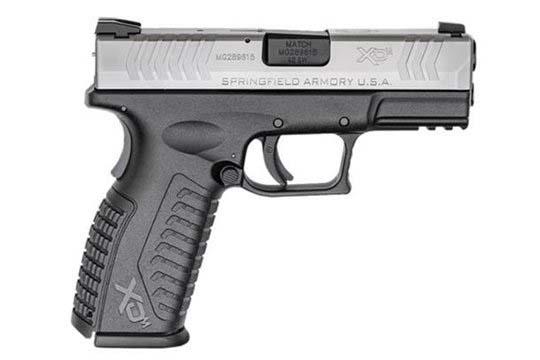 Springfield Armory XD-M Standard .40 S&W Black Frame