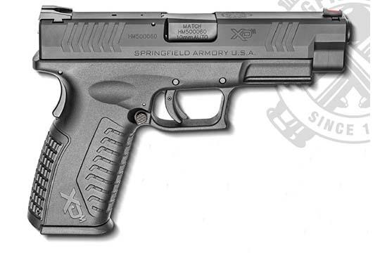 Springfield Armory XD-M Standard 10mm Black Frame