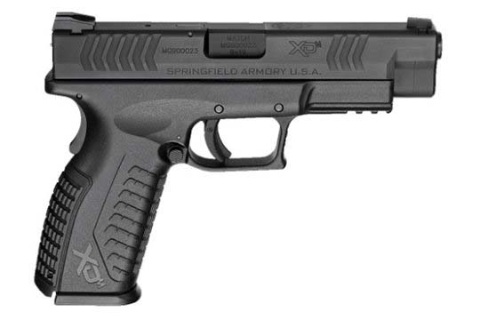 Springfield Armory XD-M Standard 9mm Luger Black Frame