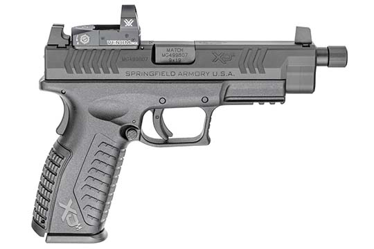 Springfield Armory XD-M OSP 9mm Luger Black Frame