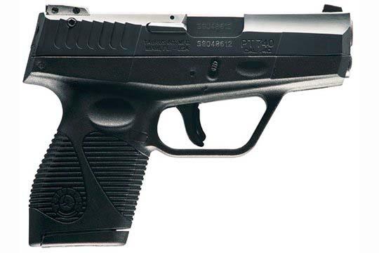 Taurus 740  .40 S&W  Single Shot Pistol UPC 725327611226