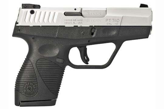 Taurus 740  .40 S&W  Single Shot Pistol UPC 725327608080