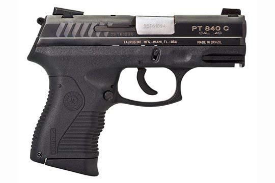 Taurus 840  .40 S&W  Single Shot Pistol UPC 725327608127