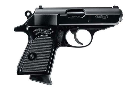 Walther PPK  .380 ACP  Semi Auto Pistol UPC 698958002650