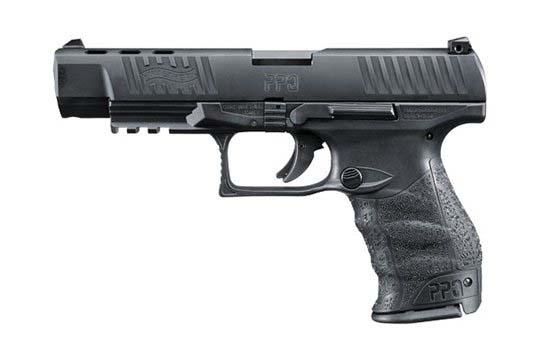 Walther PPQ M2  .40 S&W  Semi Auto Pistol UPC 723364207266