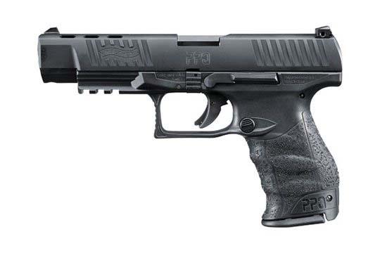 Walther PPQ M2  9mm Luger (9x19 Para)  Semi Auto Pistol UPC 723364200069
