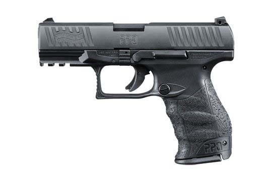 Walther PPQ M2  9mm Luger (9x19 Para)  Semi Auto Pistol UPC 723364200021