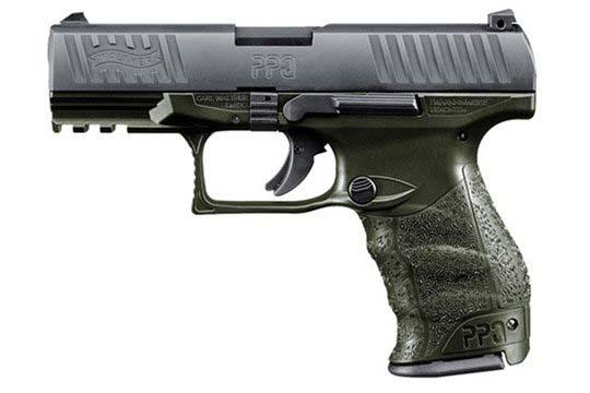 Walther PPQ M2  9mm Luger (9x19 Para)  Semi Auto Pistol UPC 723364219078