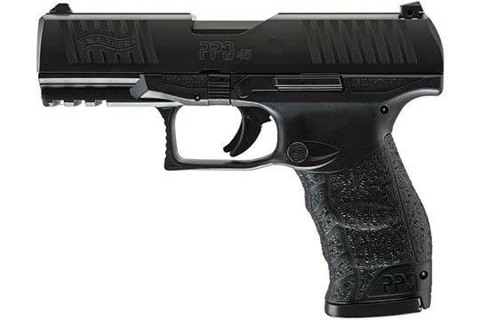 Walther PPQ M2  .45 ACP  Semi Auto Pistol UPC 723364211386