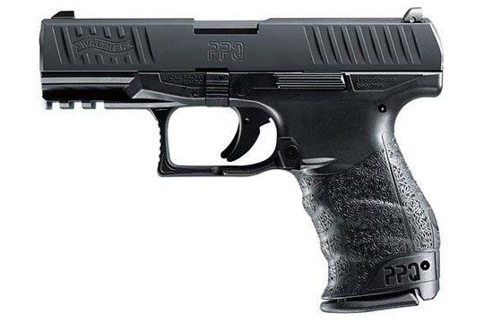 Walther PPQ  9mm Luger (9x19 Para)  Semi Auto Pistol UPC 723364200007