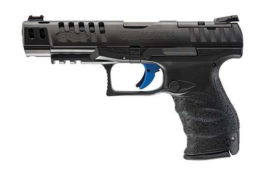 Walther PPQ  9mm Luger (9x19 Para)  Semi Auto Pistol UPC 723364210587